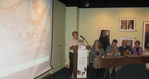 Oct 23, 2011 - Wis Book Festival -The Introduction