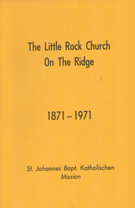 The Little Rock Church On The Ridge
