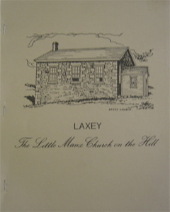 Laxey The Little Manx Church on the Hill